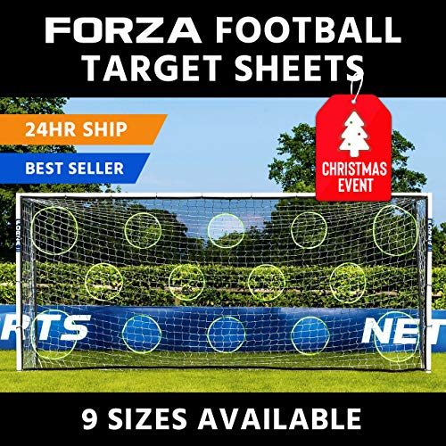 499350943 Net World Sports Soccer Goal Targets. Pro Soccer Target Sheets. Great for  Soccer Practice