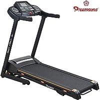 Premsons 2018 Motorized Treadmill (Black)