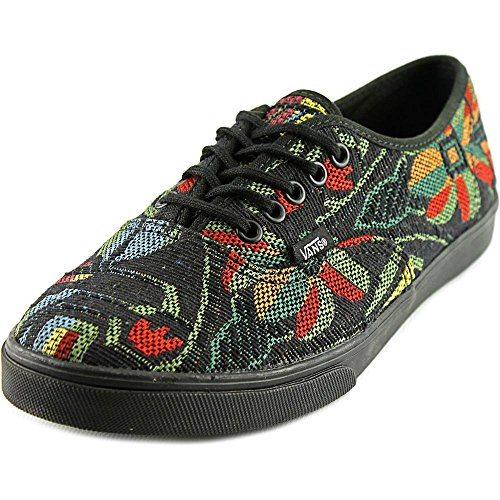40286136a4 Vans Unisex Authentic Lo Pro (Tapestry Floral) Black Black - Import It All