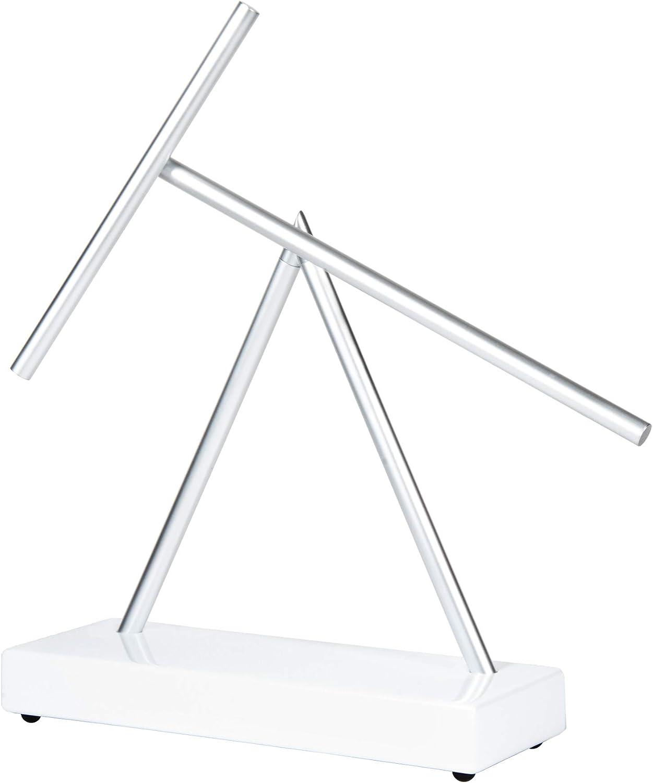 The Swinging Sticks Blanc Brillant Original Mobile Illusion