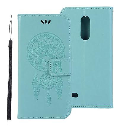 Amazon.com: LG K10 2018 Funda, AMASELL LG K30 funda de ...