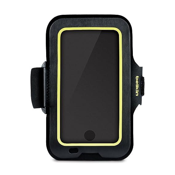 premium selection 3dcc1 c322b Amazon.com: Belkin Sport-Fit Armband for iPhone 8 Plus, iPhone 7 ...