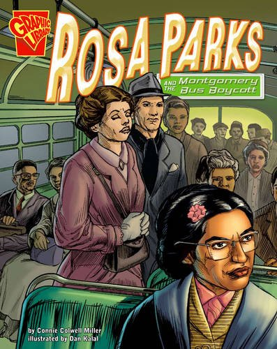 Download Rosa Parks and the Montgomery Bus Boycott (Graphic Library: History) pdf epub