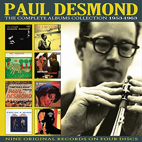 Paul Collection - The Complete Albums Collection: 1953-1963
