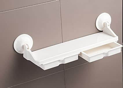 Potente ventosa porta doccia per shampoo mensole da parete kitchen