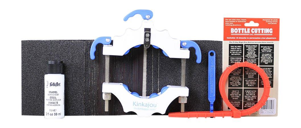 Cortador Cortador de Botellas Premium Kit: Amazon.es: Juguetes y ...