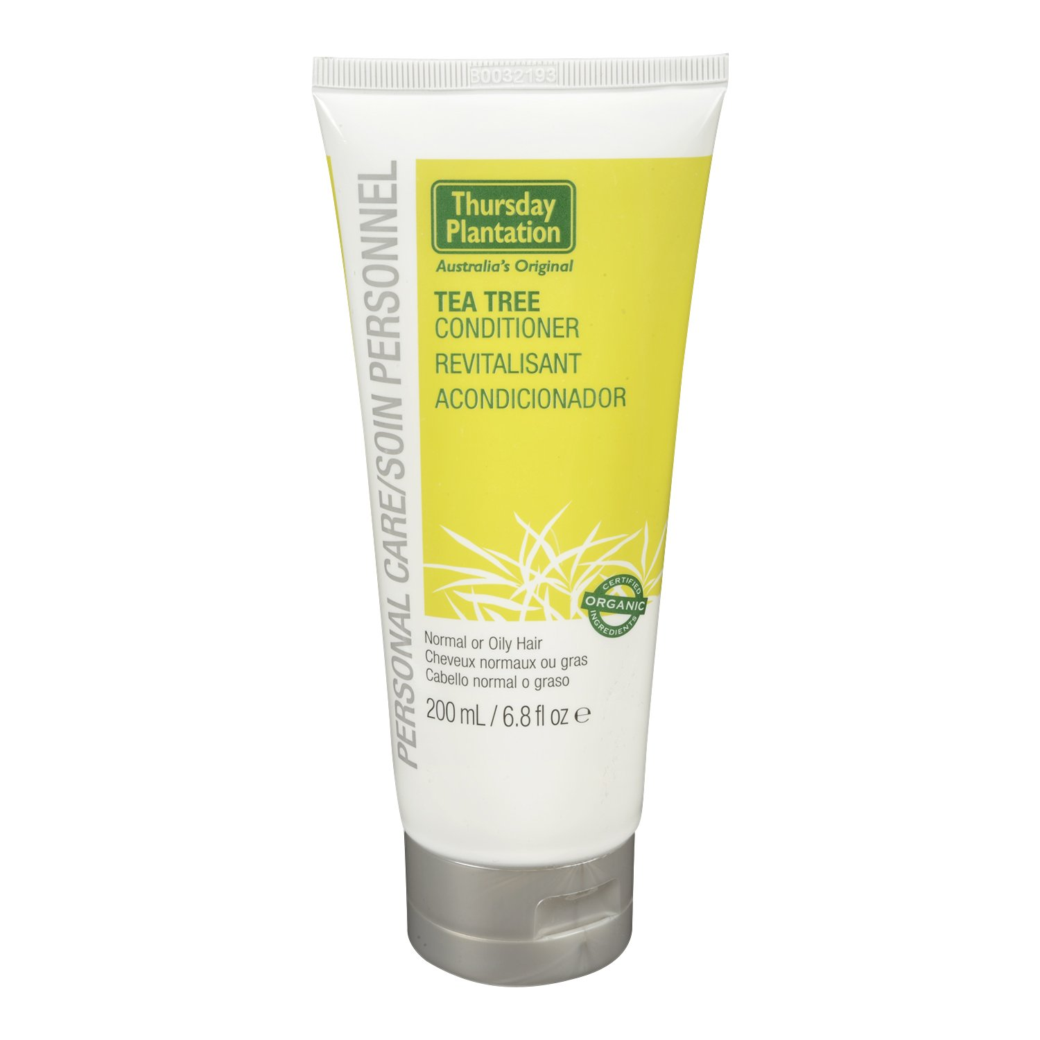 Thursday Plantation Tea Tree Conditioner 200ml 0717554080449
