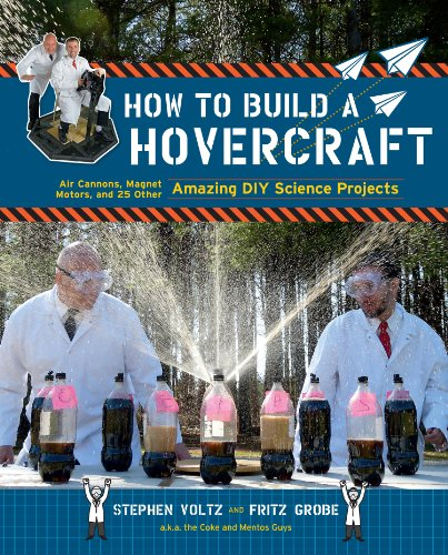 Hovercraft (How to Build a Hovercraft: Air Cannons, Magnetic Motors, and 25 Other Amazing DIY Science Projects)