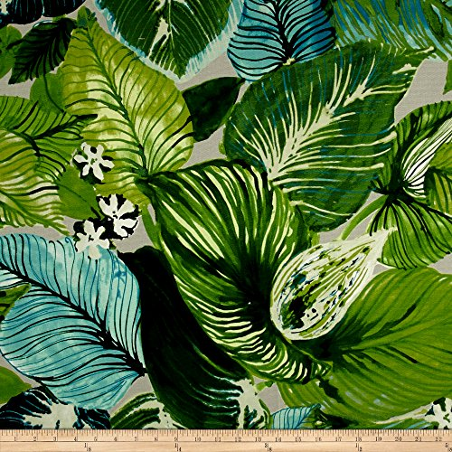 - Tommy Bahama Lush Leaf Mojito Fabric by The Yard