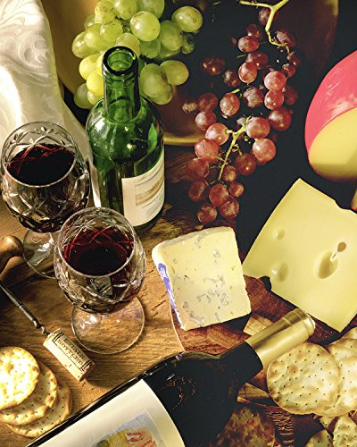 Wine & Cheese 504 Piece Jigsaw Puzzle 16