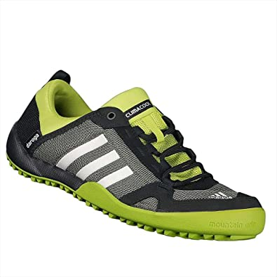 hot sale online b6f66 ed7d6 Adidas - DAROGA TWO 11 CC - Coleur  Black-Green - Taille  46.0   Amazon.co.uk  Shoes   Bags