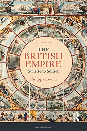 Sunset Pinecones - The British Empire: Sunrise to Sunset