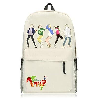 f82744a9b5 YOYOSHome Anime Axis Powers Hetalia Cosplay Daypack Shoulder Bag Backpack  School Bag hot sale 2017