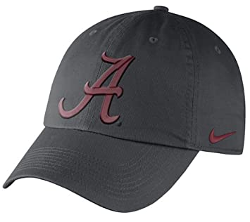 more photos 5d919 f7b09 ... canada amazon ncaa college nike heritage 86 authentic adjustable  performance hat one size alabama crimson tide