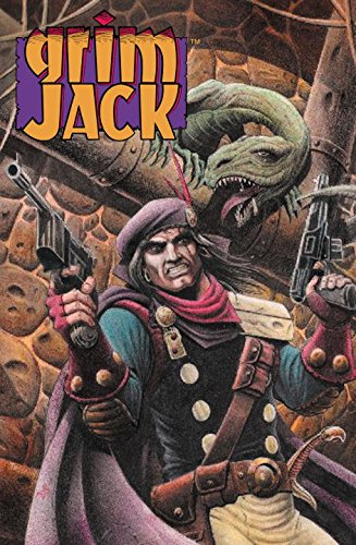 Read Online The Legend of Grimjack, Book 2 ebook