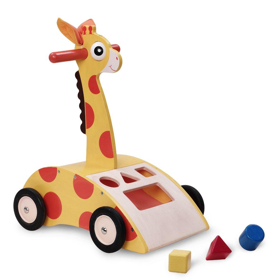 Wonderworld Giraffe Walker 'N Shape Sorter by Wonderworld (Image #1)