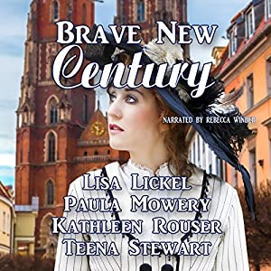 Brave New Century Audiobook