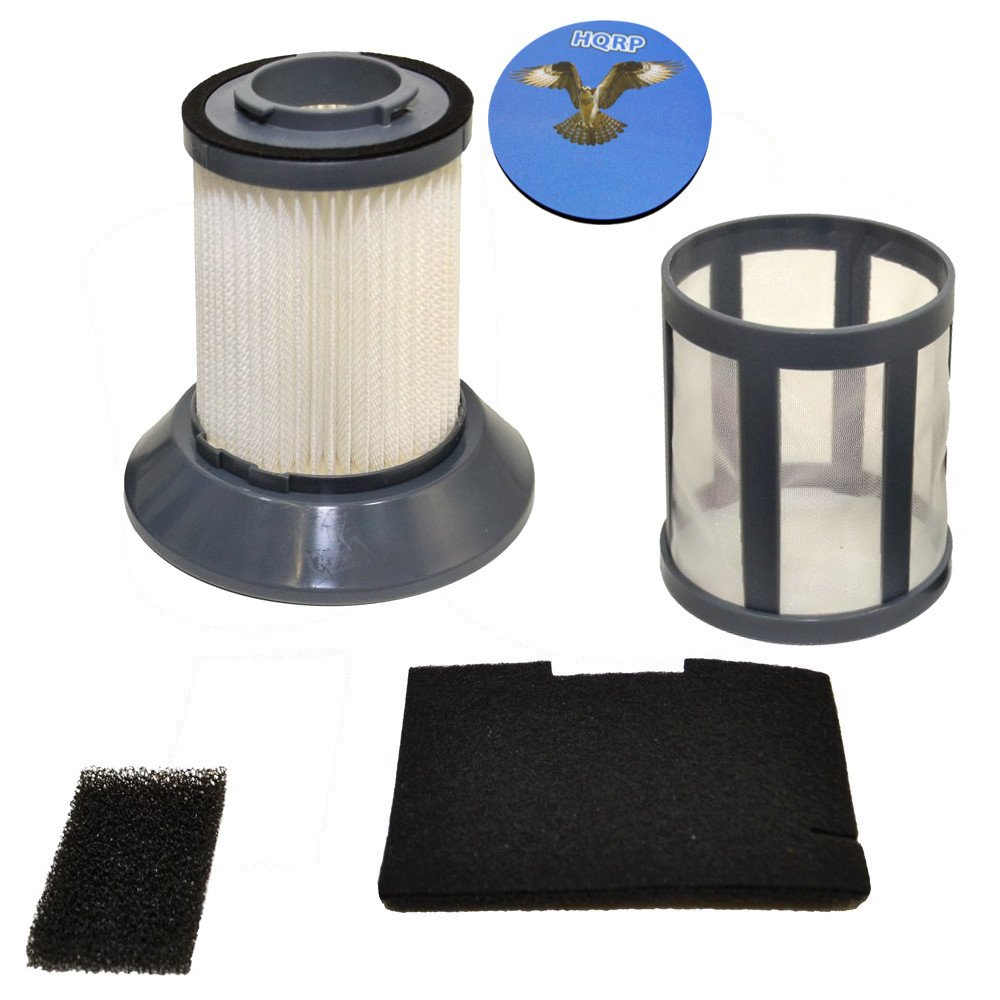 HQRP汚れCup Filter for Bissell Zing 2031532 / 203 – 1532 Fits 10 m2 Baglessキャニスター掃除機フィルタプラスHQRPコースター   B00W80M45Y