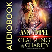 Claiming Charity: GenTech Rebellion, Book 3 | Ann Gimpel