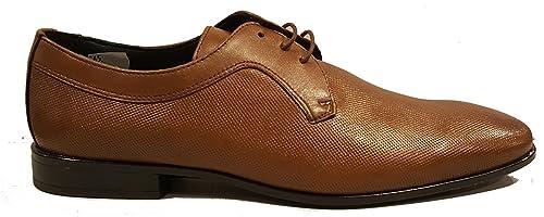 a068c9c636 BAERCHI - 4940 - Zapato de Vestir para Hombre - Marrón (41)  Amazon ...