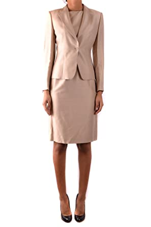0dc67c02d8a7d Image Unavailable. Image not available for. Colour  BURBERRY Women s  MCBI056183O Beige Viscose Dress