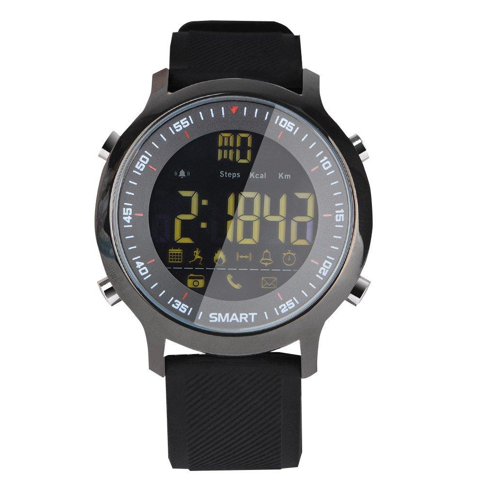 OASICS Fitness Pulsera Inteligente, Bluetooth Reloj ...