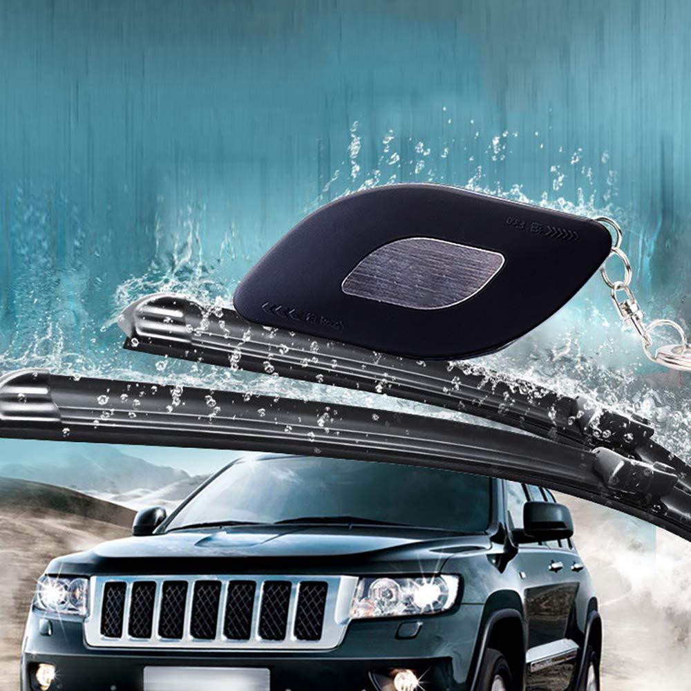 ONEVER Wiper Blade Repair Tool, Universal Car Windshield Wiper Durable Repair Kit Repairing Worn Car Wipers (Pack of 8X) by ONEVER (Image #4)