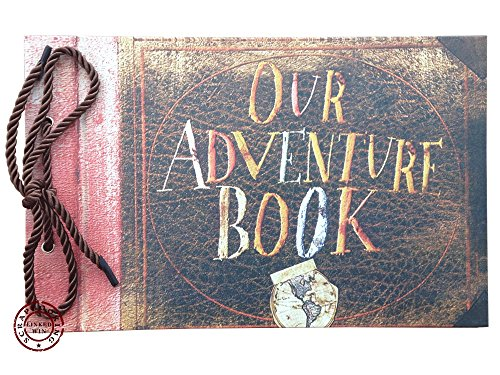 LinkedWin-Our-Adventure-Book-DIY-ScrapbookPhoto-Album