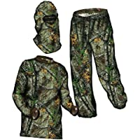 HECS Suit Turkey Hunting Clothing with Human Energy...