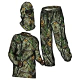 HECS Human Energy Conceal Suit, Realtree Xtra, XX-Large