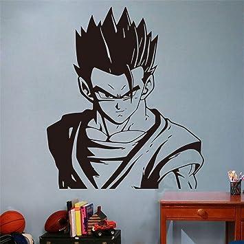 Dragon Ball tatuajes de pared de dibujos animados Dragon Ball ...