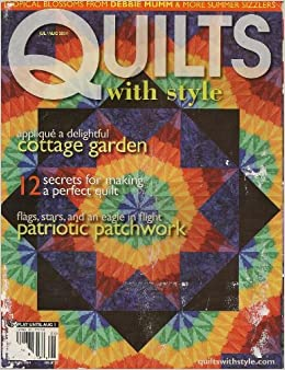 QUILTS WITH STYLE Quilt Magazine Jan//Feb 2004 11 Cheerful Quilts