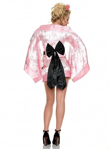 Amazon.com: Pierna Ave de la mujer disfraz de geisha, M ...