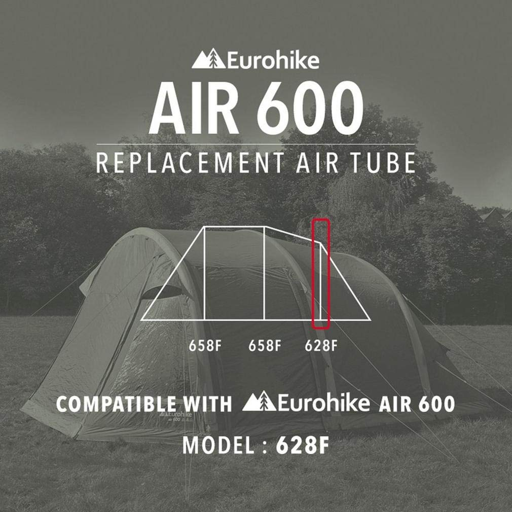 Taille unique Eurohike EH AIR Tube 628F