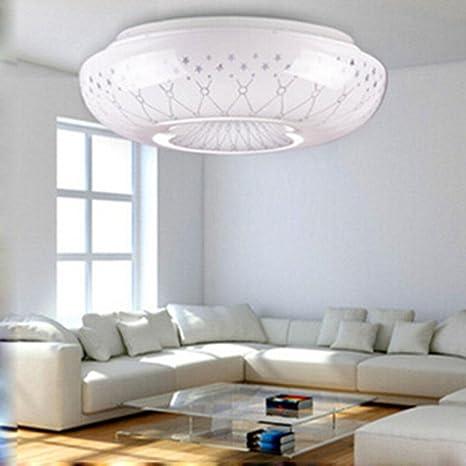 LED de pan Pequeña luz de techo Pasillo simple Balcones ...