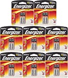 Energizer Max Alkaline AAA Batteries, 16 Batteries (8 X 2 Count Packs)