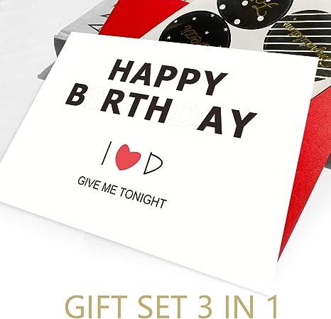 Amazon.com: Regalo de cumpleaños único y genial para él ...