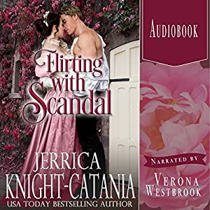 Flirting with Scandal Audiobook