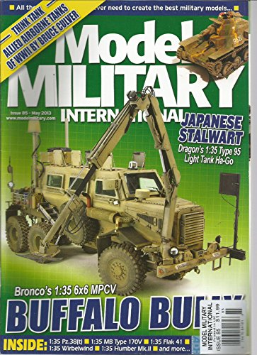 MODEL MILITARY INTERNATIONAL MAGAZINE MAY 2013 ISSUE 85 ()