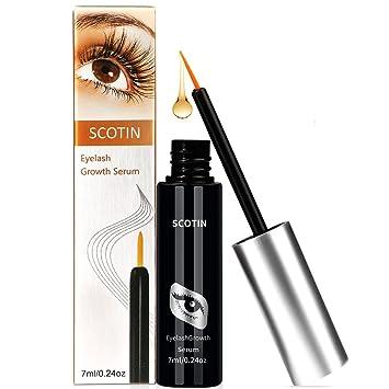 be399b02349 Amazon.com : Eyelash Growth Serum for Eyelash Lengthening, Eyelash Enhancer  Growth Serum (7ml/0.24oz) : Beauty