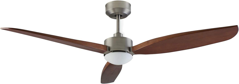 Amazon.es: techo LEDS C4 Ventiladores Climatización y