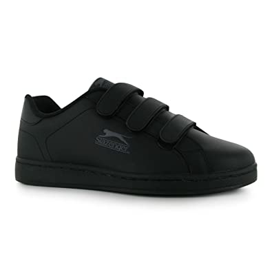 a32effd9623f6 Slazenger Mens Ash Vel Fashion Hook and Loop Casual Shoes Trainers Footwear   Amazon.co.uk  Shoes   Bags