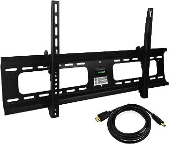 Ultra-Slim VESA Flat TV Tilting Wall Mount