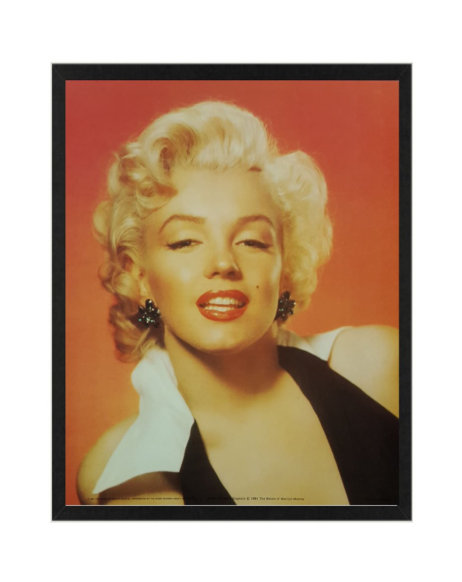 Amazon.com: Vintage Marilyn Monroe Head Shot Art Print (8\