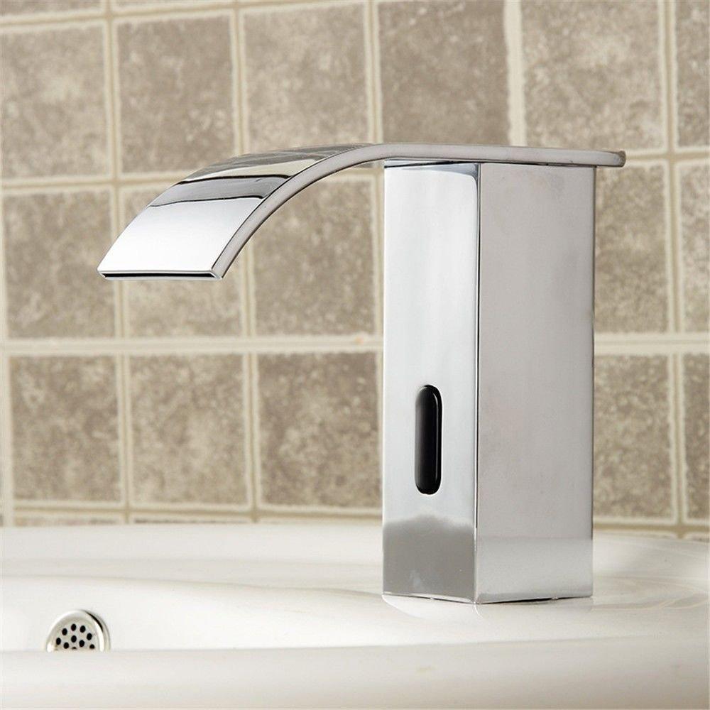 Home Tap 304 Edelstahl-Becken Küche universellen warmen und kalten Wasserhahn einzigen Loch