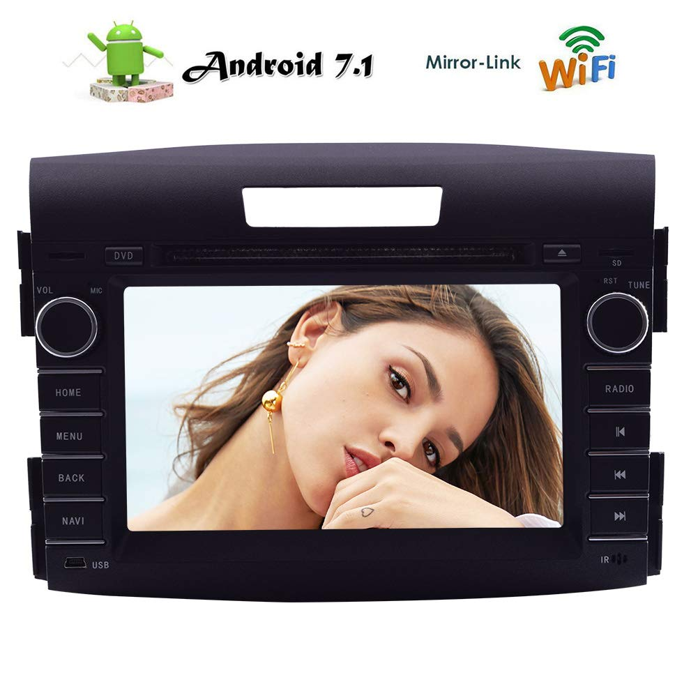 Eincar 7 inch Android 7.1 Quad Core Autoradio Car Radio Stereo Double Din in Dash Head Unit 2din Auto Audios Support Bluetooth GPS Navigation Car DVD CD ...