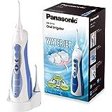 Panasonic EW1211W Irrigateur oral rechargeable dentacare bleu/blanc