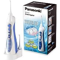 Panasonic EW1211W - Irrigateur Oral Recargable Dentacare, Blanco/Azul