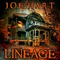 Lineage: A Supernatural Thriller Audiobook by Joe Hart Narrated by Neil Hellegers