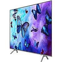 """Smart TV 4K Samsung QLED 2018 UHD 55"""" Q6FN com Modo Ambiente, Tela de Pontos Quânticos, HDR1000 e Wi-Fi - QN55Q6FNAGXZD"""